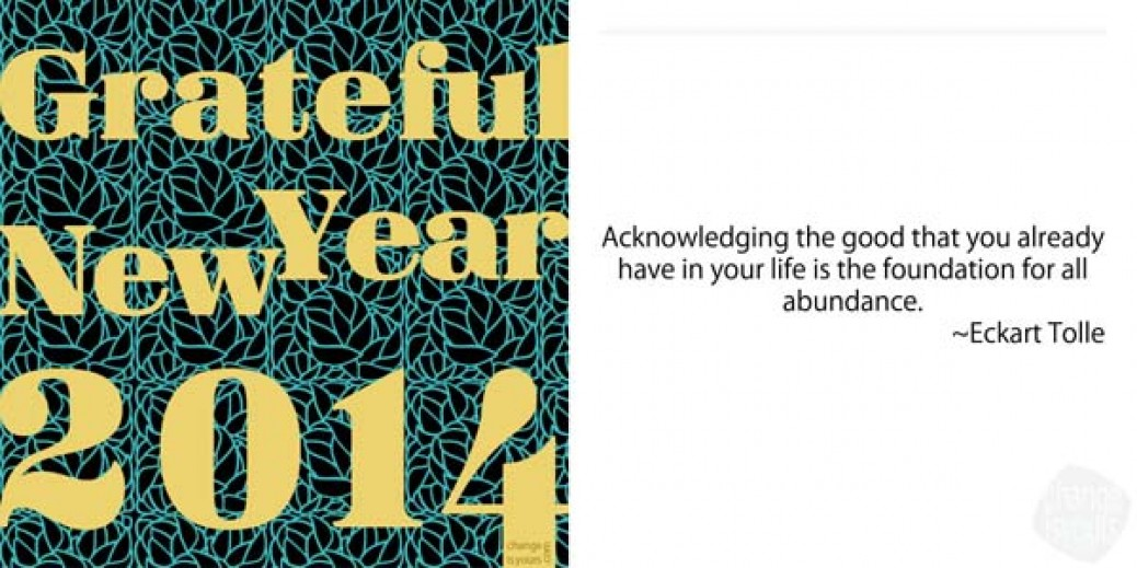 Annual Anthology 2013 – 52 Inspiring Photos, Quotes and Questions