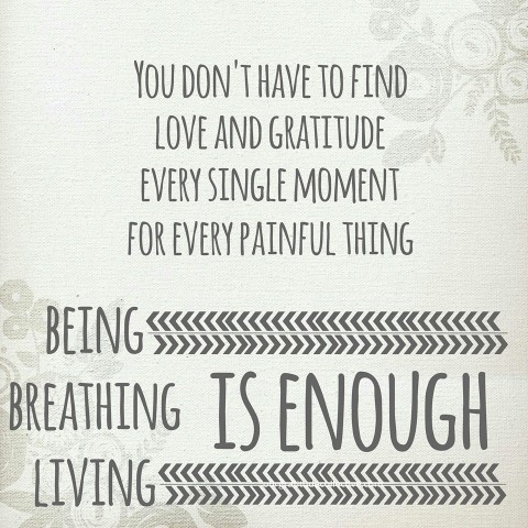 Breathing is Enough