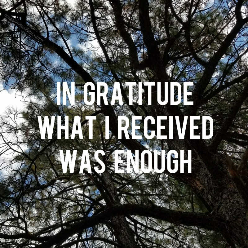 Grateful for My Ex – Our Gratitude Collective